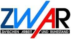 Logo der ZWAR - Zentralestelle Dortmund