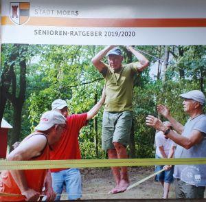 Seniorenratgeber der Stadt Moers 2019/2020