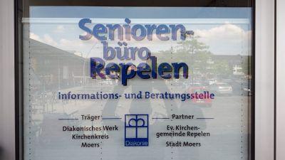 Seniorenbüro Repelen; Foto: Wolfgang Gedanitz