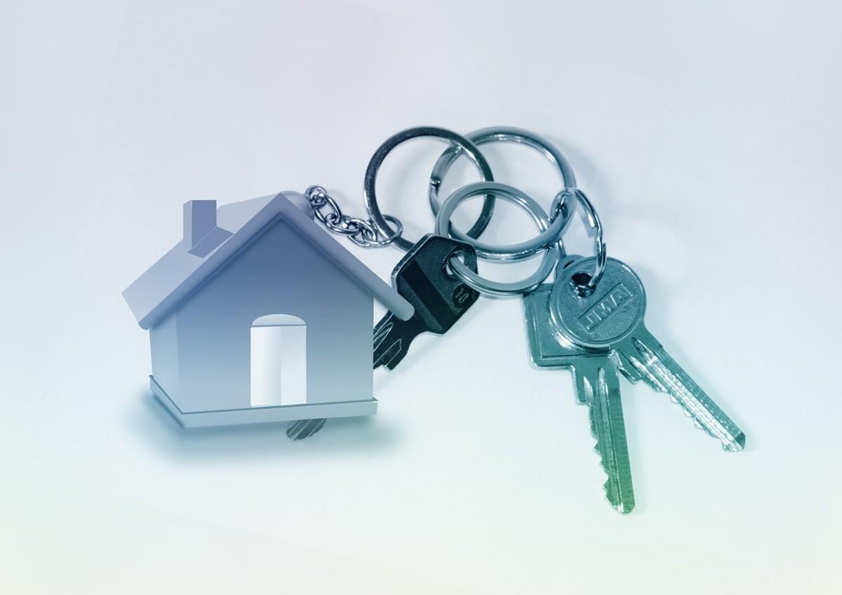 Sicherheit; Haus; Schlüssel;