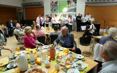 Ehrung der Ehrenamtlerinnen und Ehrenamtler der Villa Friedlinde –  Dank für eifriges Engagement