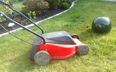 Rasenmähen leicht gemacht