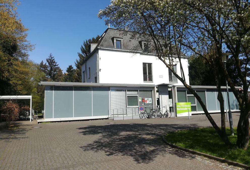 """""""Kulturpfade"""" – Eine neue Veranstaltungsreihe in der Villa Friedlinde – Erste Tour: Haus der Geschichte!"""