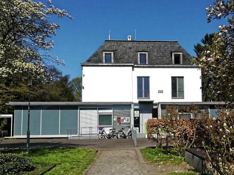 Villa Friedlinde im Frühling1