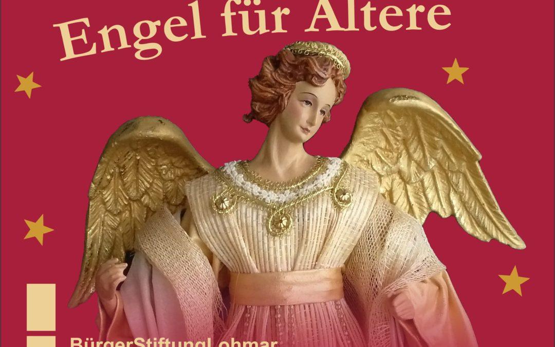 """""""Engel für Ältere"""" mit Herz für kleine Engelchen"""" – ab 30. November"""