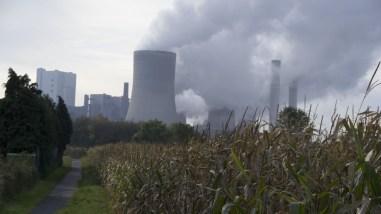 Sicht zum Kraftwerk NDA