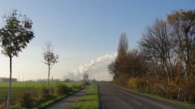 Weg nach Büsdorf