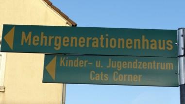 Weg zum Mehrgenerationenhaus