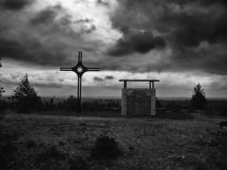 Gipfelkreuz von B. Welter