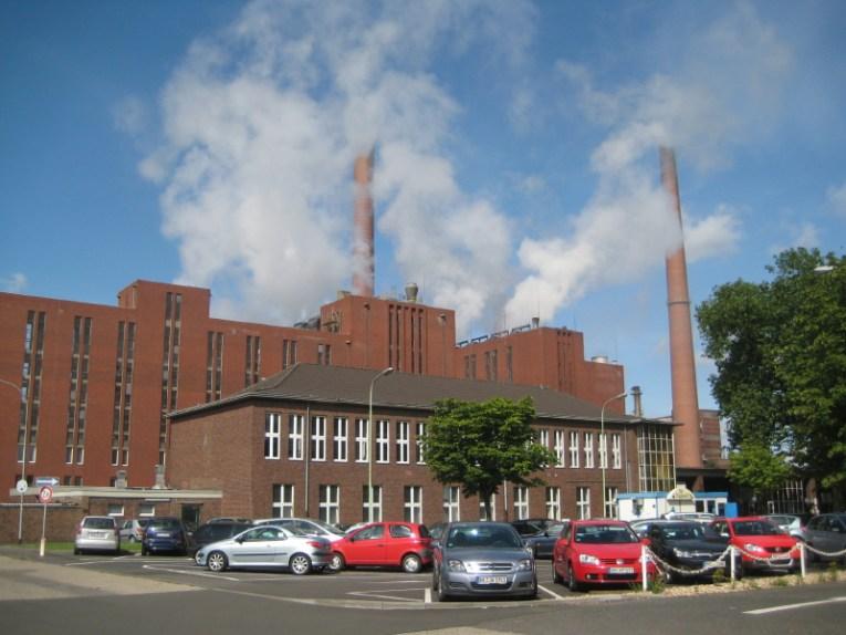 Brikettfabrik von Rolf Kremer