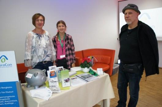 CuraCon unterstützt Menschen mit Behinderungen