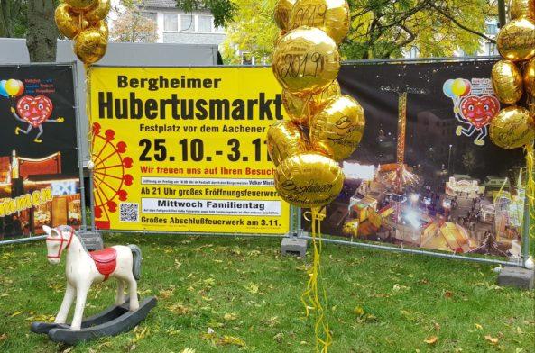 hubertusmarkt bergheim 2019