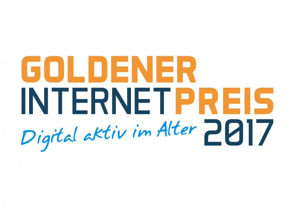 Logo Goldener Internetpreis 2017