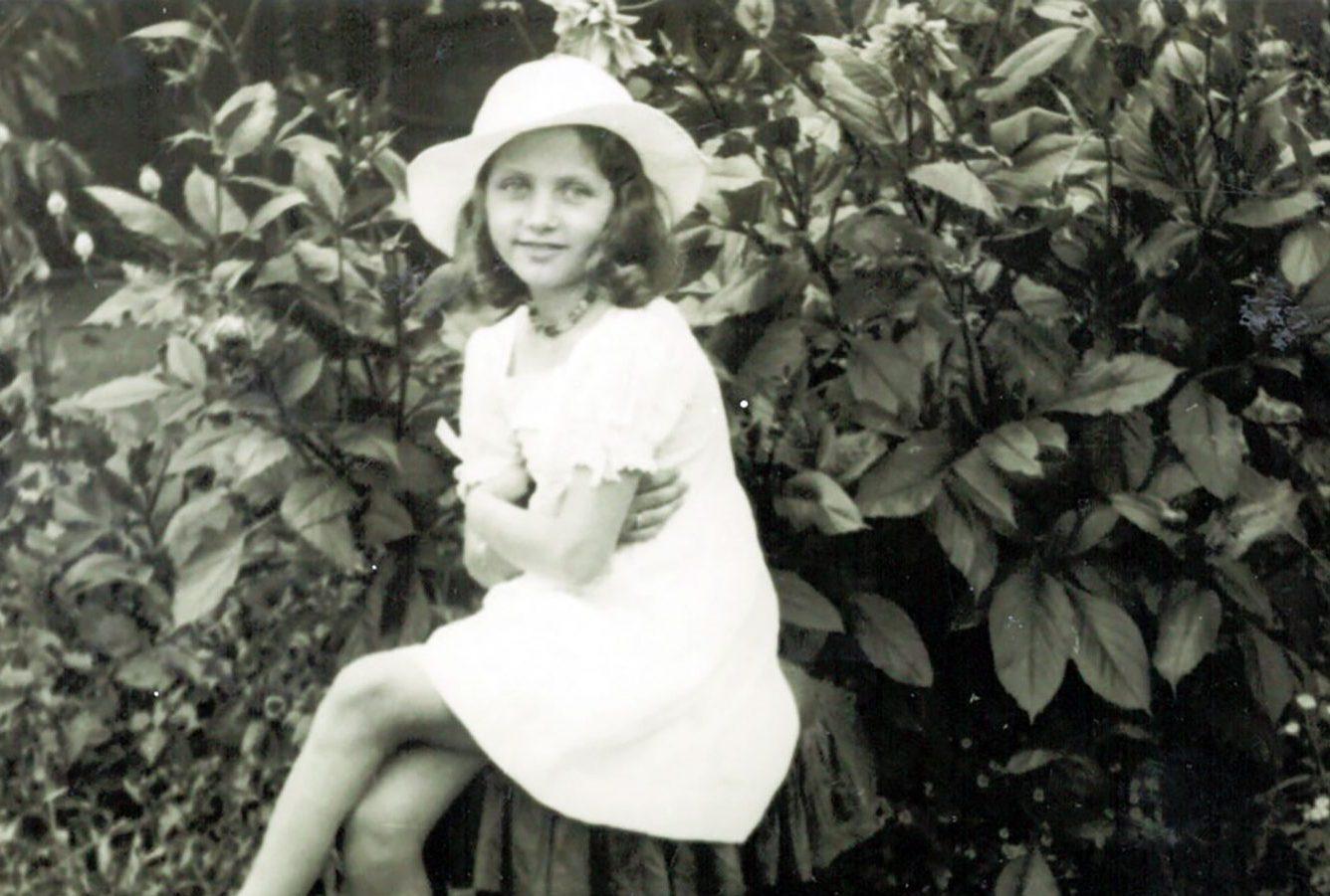 Eva Timm, 8 Jahre in Lodz