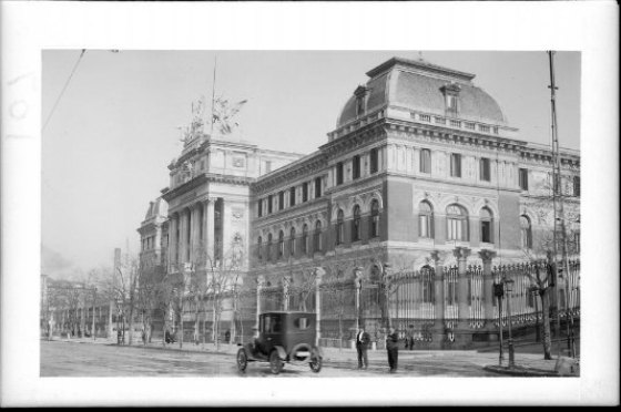 'Ministerio de  Fomento', António Passaporte. Fototeca del Patrimonio Histórico
