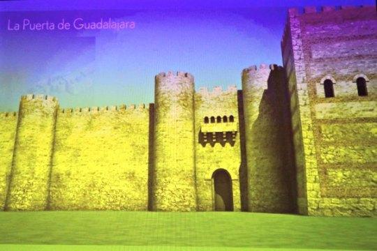 PuertadeGuadalajaraMadrid