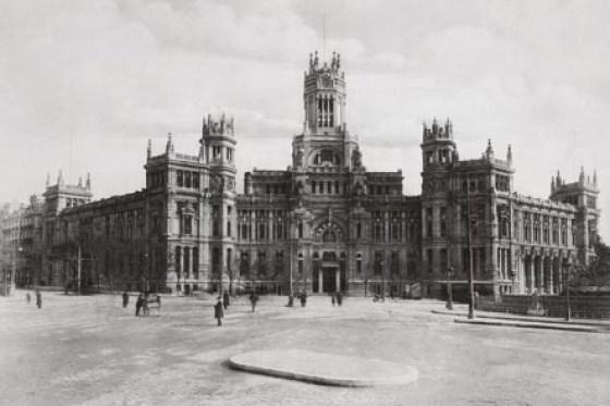 Palacio de Telecomunicaciones Madrid