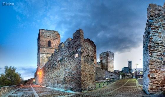 Castillo-Buitrago de Lozoya