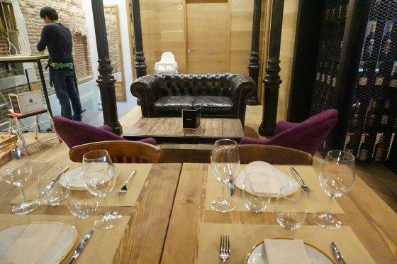 Serafina Cocina Bar -Madrid