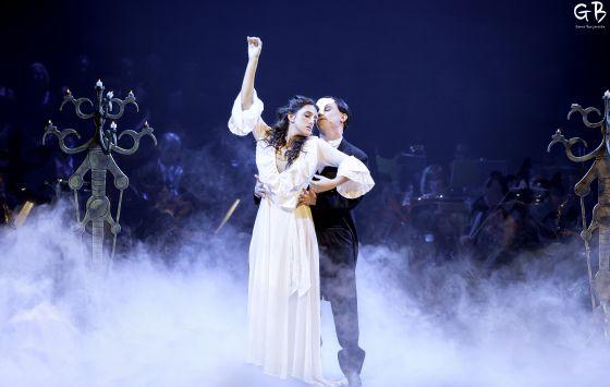 El Fantasma De La Opera Madrid