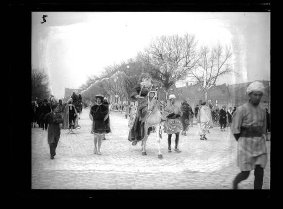 Cabalgata 1929