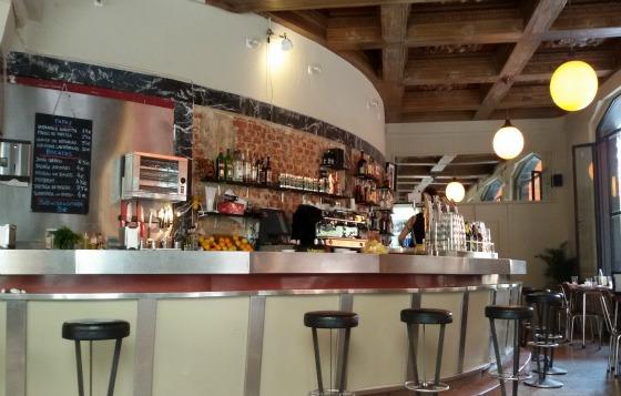 <em>Interior del Café Pavón. Foto propia</em>