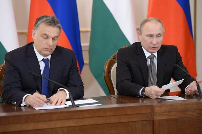 Faschismus im 21. Jahrhundert. Ein Kommentar zu Orbán und Putin