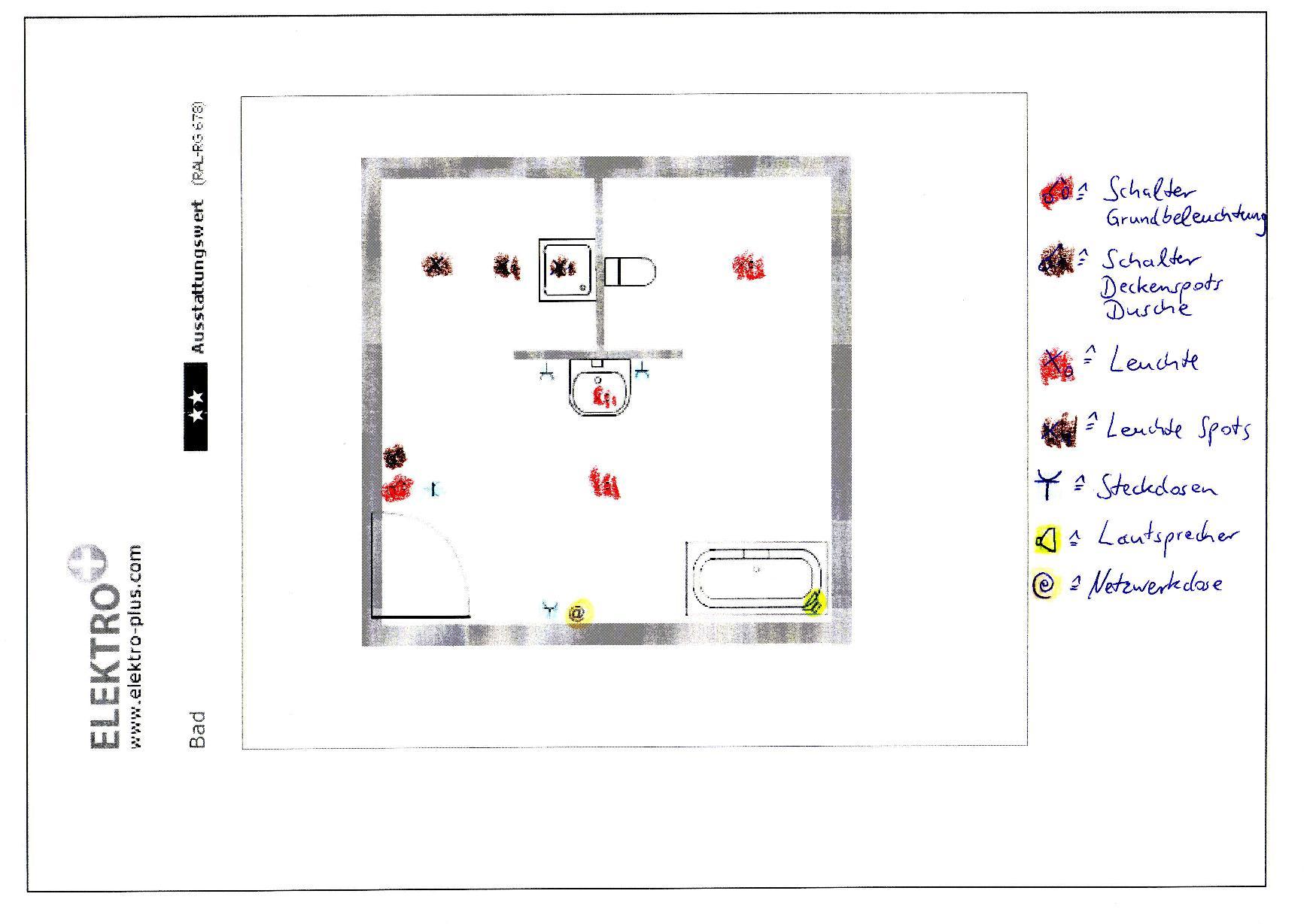 Elektro Und Netzwerk 1 Planung Unser Traumhaus In Aichhalden