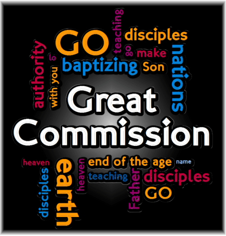 great-commission-collage