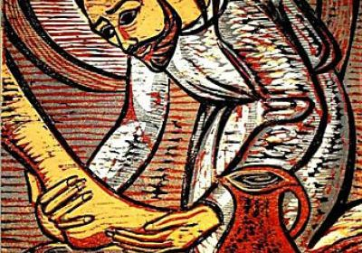 The Host and the Servant of the New Creation: A Homily