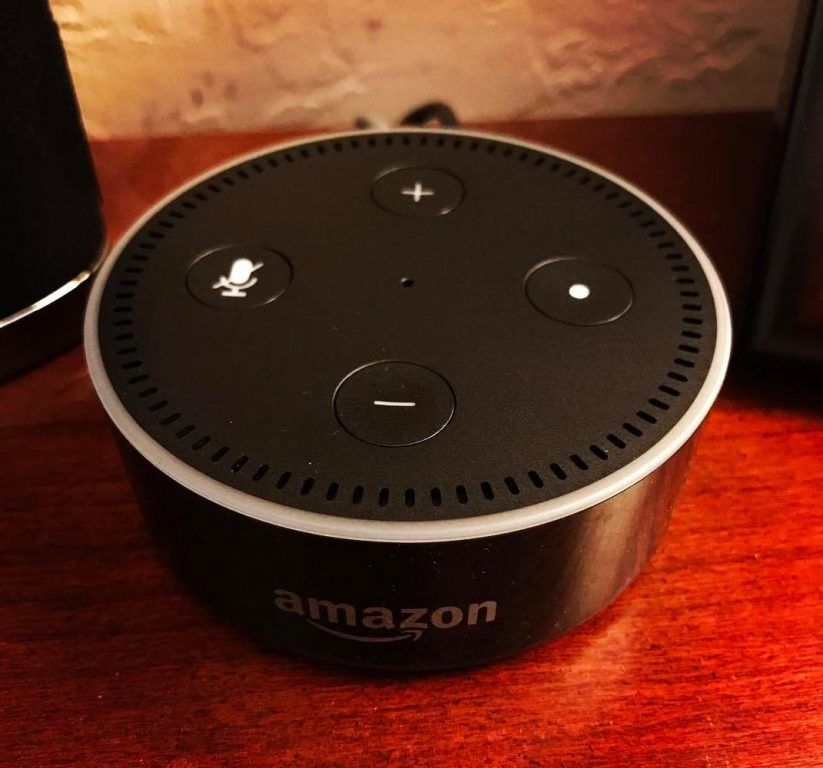 My Amazon Alexa does more than just laugh.