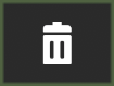 The trashcan icon for deleting models in Manikin