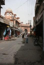 Streets of Bikaner