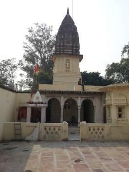 Tika Ram Temple-Facade