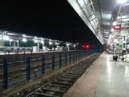 Agra Cantt Platform