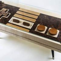 10 Seriously Awesome Pieces of Geeky Furniture