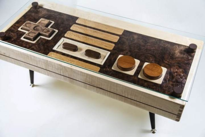 Awesome Pieces of Geeky Furniture