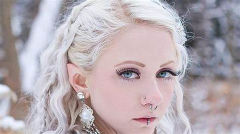 Woman Has Ears Altered To Look Like Elf Ears
