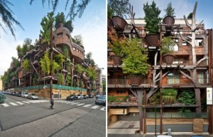 This Treehouse In The Middle Of A City Is An Architectural Marvel