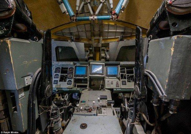 Russian Space Agency's Abandoned Shuttle Hangers