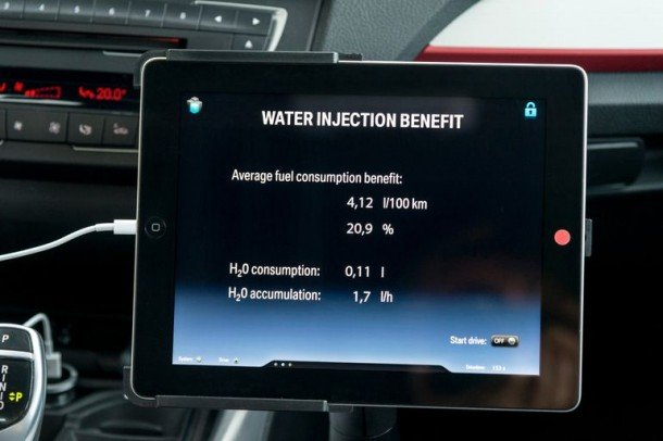 BMW's Water Injection System is The Next Big Thing