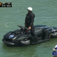 San Francisco Cops Got Amphibious Vehicles Now