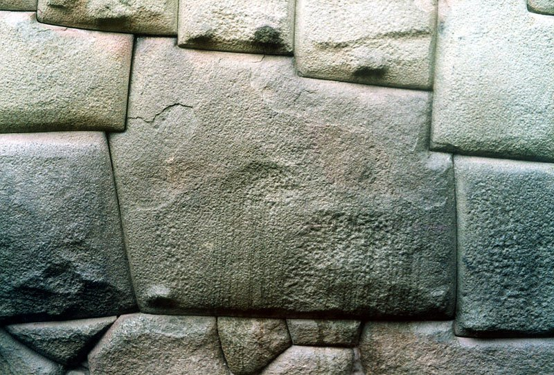 700 Years Old 12-Angled Stone was Laid Without Mortar by Inca Masons