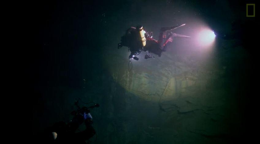 World's Deepest Underwater Cave
