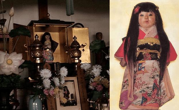 Haunted Doll of Hakkaido