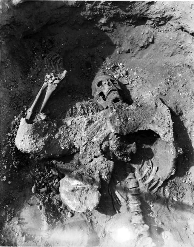 Disturbing Archaeologist Finds