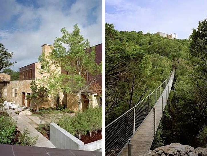 modern Castle — Austin, Texas