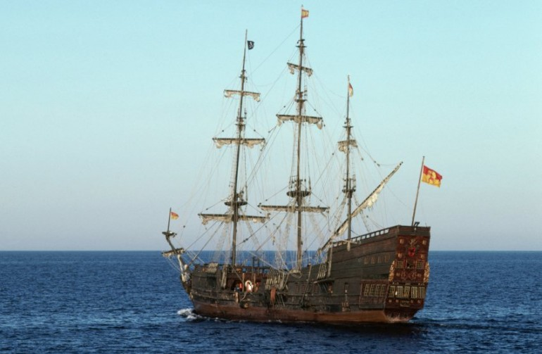 Legendary Billion-Dollar Shipwreck of San José Found