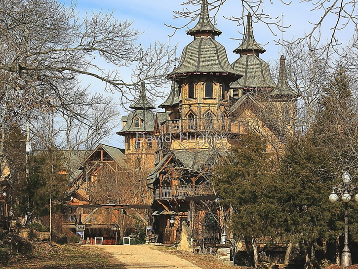 Castle Rogue's Manor — Eureka Springs, Arizona