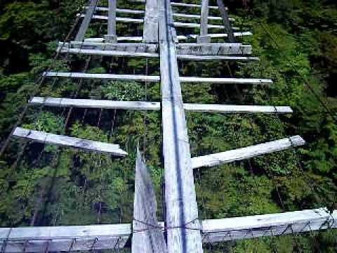 Dangerous Bridges Around The World (2)